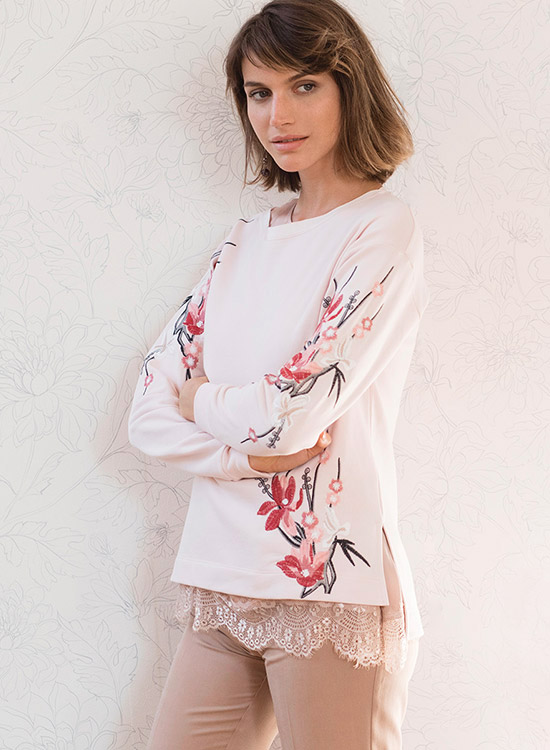 OLTRE: maglie e felpe nuova collezione autunno inverno