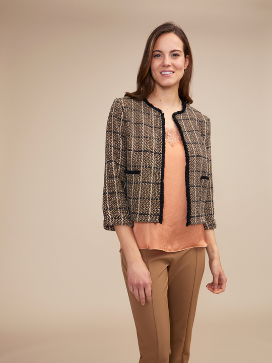 0895bbdbd8e86 Women's Formal and Casual Jackets Online | Oltre.com - GB