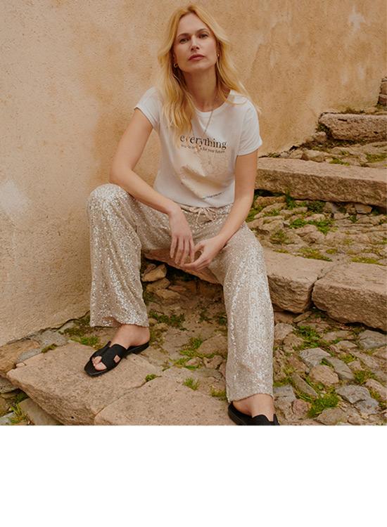 OLTRE: collezione collezione primavera estate 2021 pantaloni