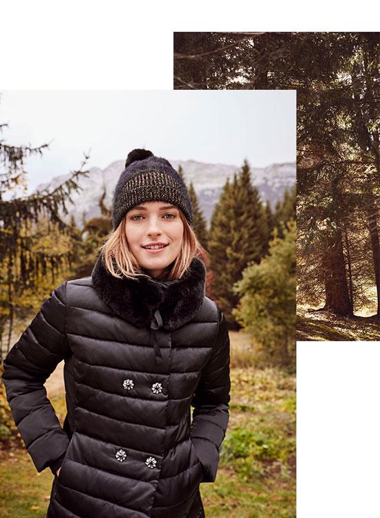 OLTRE: saldi piumini collezione autunno inverno