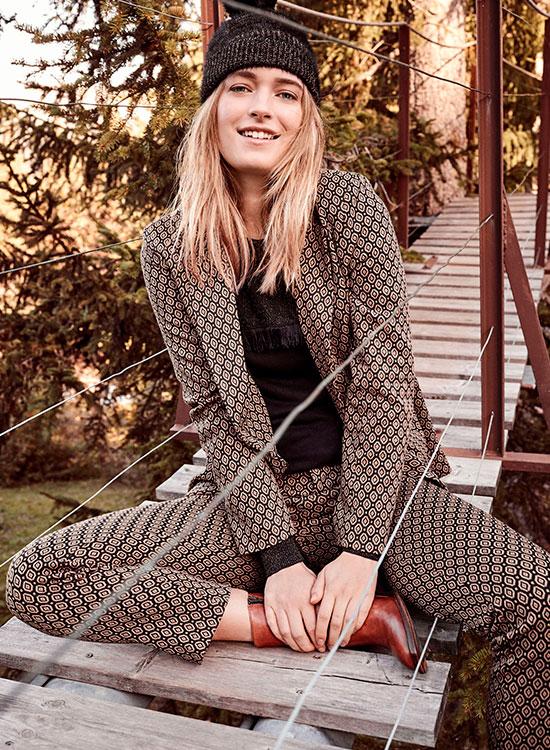 OLTRE: saldi pantaloni collezione autunno inverno
