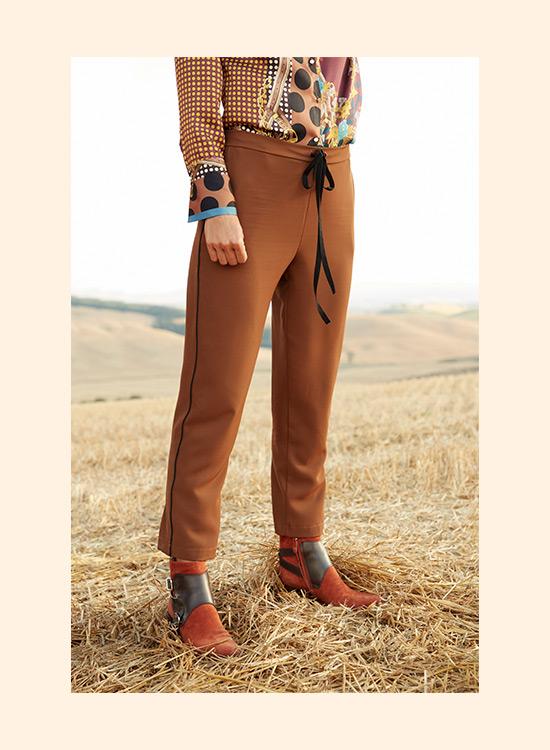 OLTRE: pantaloni