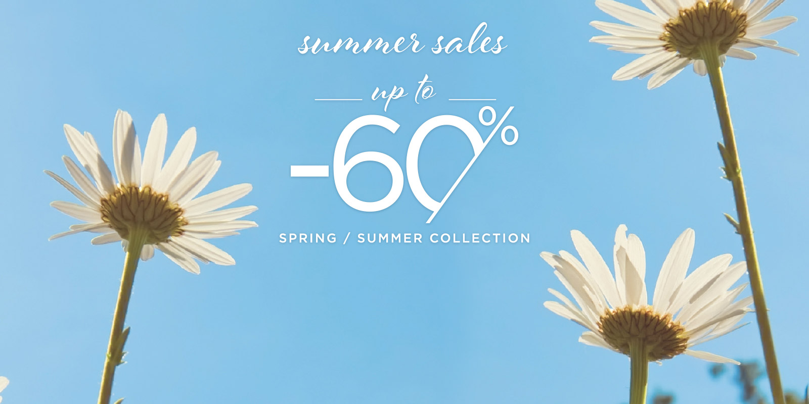 OLTRE: summer sale spring/summer collection