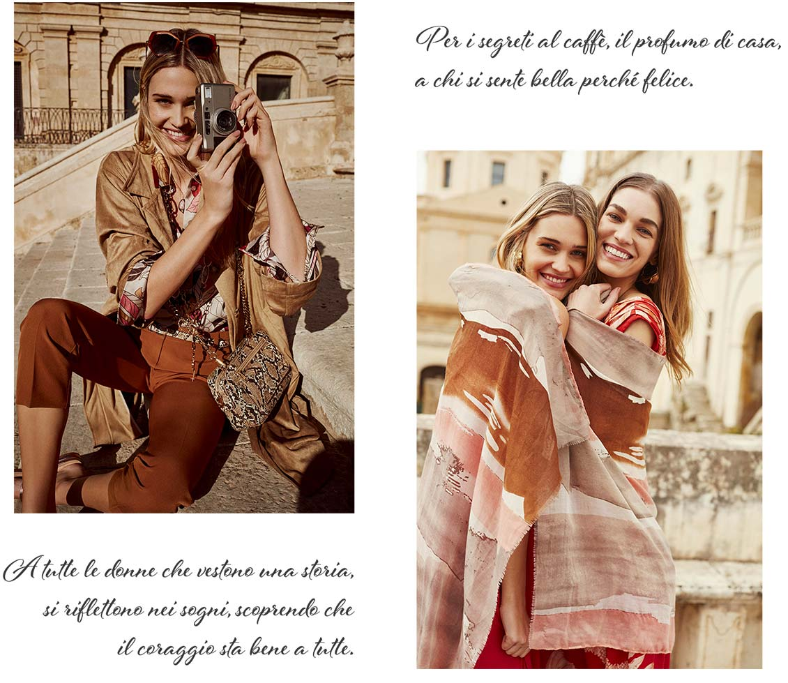 OLTRE: a fit for every story