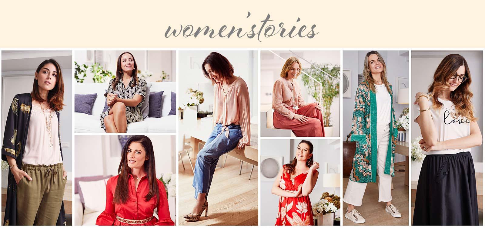 OLTRE: WOMEN'STORIES